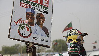 Nigeria : 75 partis politiques dissous par la commission électorale