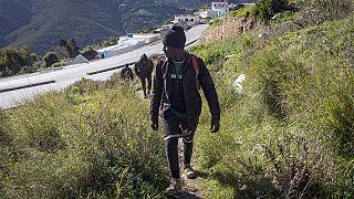 Maroc : la répression des frontières bloque des migrants rêvant d'Europe