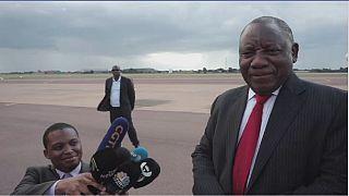 Afrique du Sud : les enjeux du sommet de l'UA selon Cyril Ramaphosa