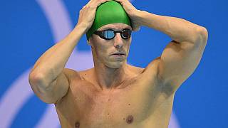 South Africa's Schoeman banned for doping violation