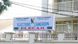 Cameroon votes under tension