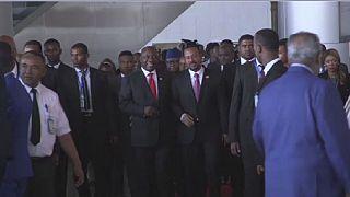 UA: le sommet convoqué en mai sera organisé en Afrique du Sud
