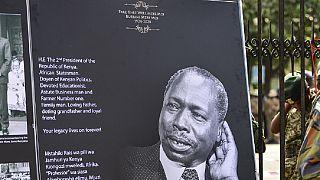 kenya: hommage à Daniel Arap Moi
