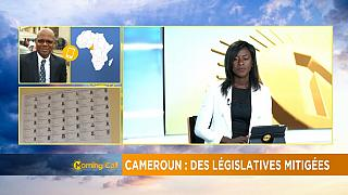 Boycott, violence in Cameroon's legislative vote [Morning Call]