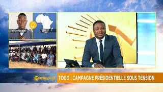 Togo's Gnassingbe rallies support for re-election [Morning Call]