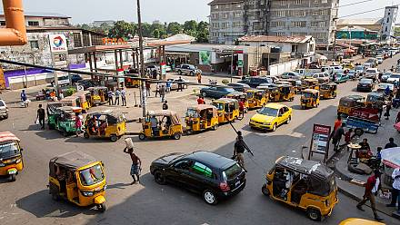 Liberians frustrated by crippling fuel shortage