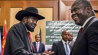 U.N. chief tasks Kiir, Machar to 'unite' for suffering South Sudanese