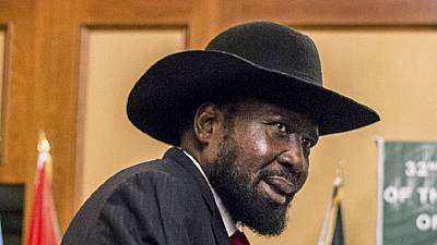 'Spoiler of Peace': South Sudan president wins 'nonsense' award
