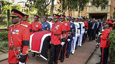Moi funeral: Kenyatta, Odinga, Museveni, Salva Kiir eulogise ex-Kenyan president