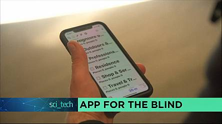 App helps blind people navigate busy and crowded places [SciTech]