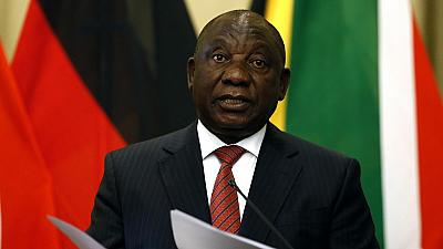 AU chair Ramaphosa to prioritise Libya, South Sudan conflicts