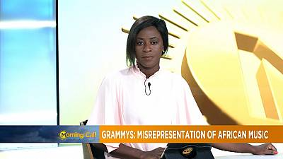Are the Grammys misrepresenting African music? [Morning Call]