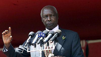 Kenya : des extraits du testament politico-philosophique d'arap Moi