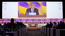 IOC president receives original 1892 Olympics manifesto after $9.6m auction