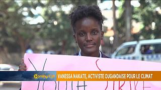 Vanessa Nakate, l'activiste climatique noire [Grand Angle]