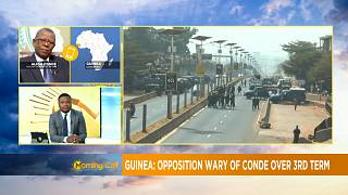 Guinea: opposition wary of Conde over 3rd term [Morning Call]