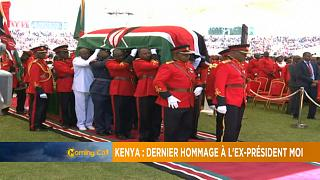 Kenya's Arap Moi to be laid to rest this Wednesday [Morning Call]
