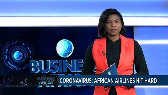 Coronavirus : impact sur le secteur aérien Africain [Business Africa]