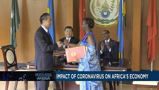 Africa-China: Coronavirus hurts business [Business Africa]