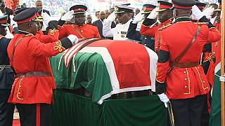 We shall truly miss Moi: Kenyan president