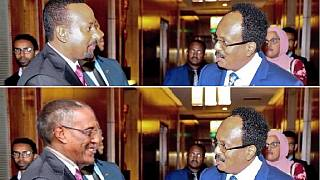 Somalia, Somaliland confirm 'ice-breaking' meeting, leaders photoshop busted
