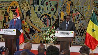 Interdire l'homosexualité n'a rien d'homophobe, dit le président sénégalais à Trudeau