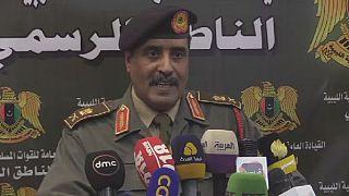 Libyan army denies blocking UN planes