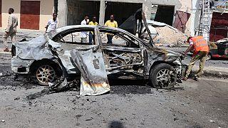 """Somalie : les journalistes en """"état de siège"""", entre attentats et arrestations"""