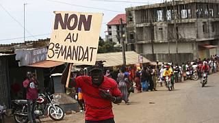 Anti-Conde protests: Guineans resume marches over constitutional tweaks