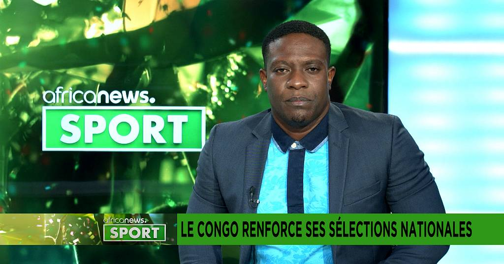 Football: Congo to boost national selections   Africanews