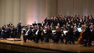 Abu Dhabi celebrates 250 years of Beethoven with the Hamburg Symphony Orchestra