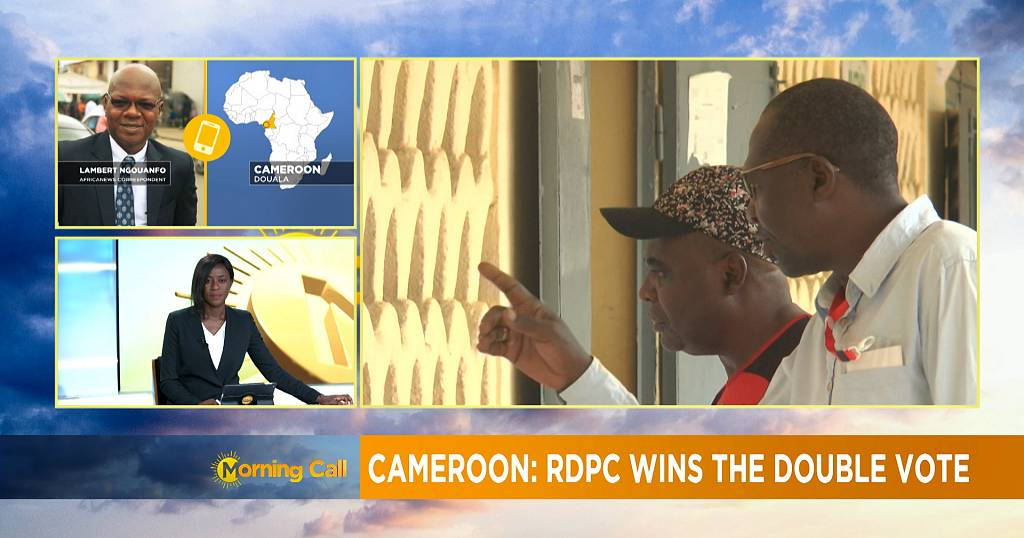 Cameroon's crisis-marked legislative vote [Morning Call]   Africanews