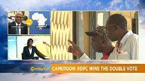 Cameroon's crisis-marked legislative vote [Morning Call]