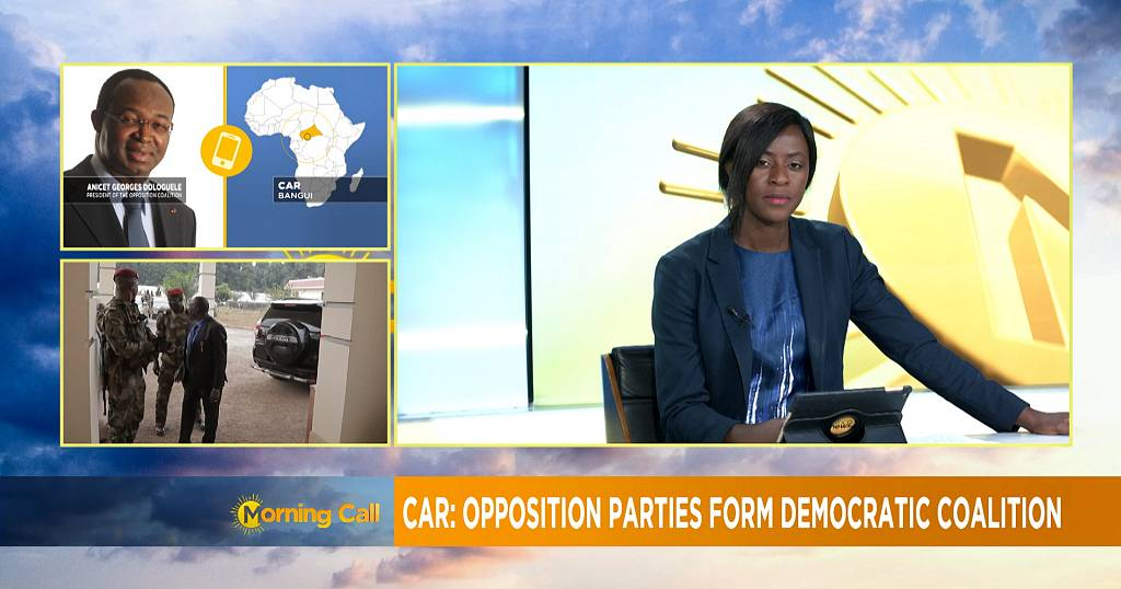 Opposition parties in CAR form coalition [Morning Call]   Africanews
