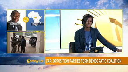 Opposition parties in CAR form coalition [Morning Call]