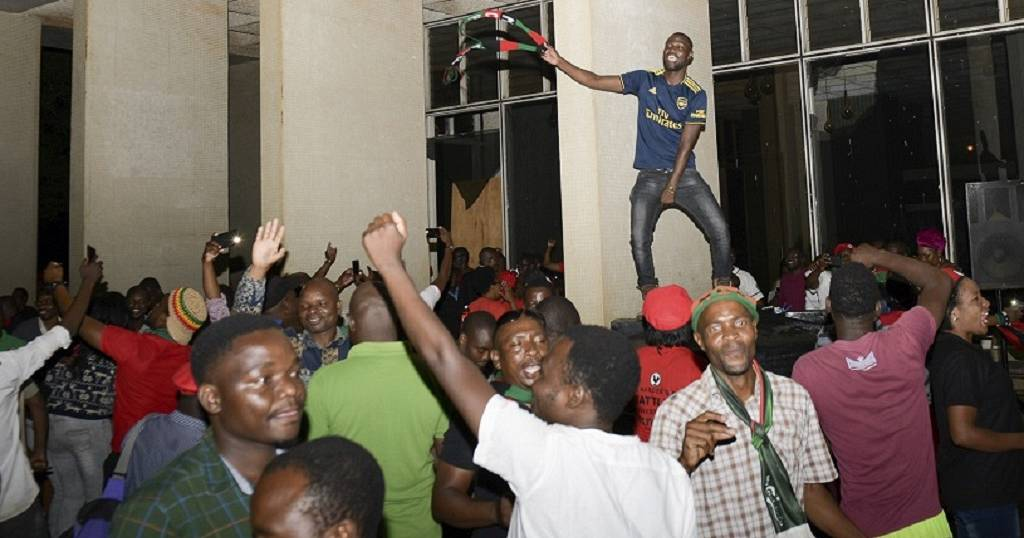 Malawi protesters demand resignation of elections boss, Jane Ansah   Africanews