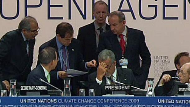 Copenhague: la dernière journée n'aura servi à rien