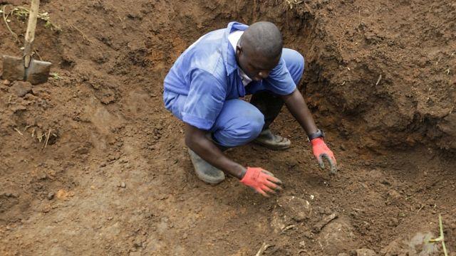 Burundi : plus de 6.000 corps exhumés