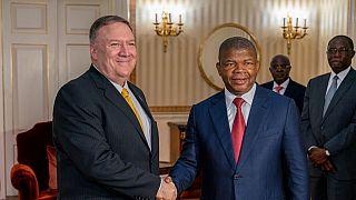 En Angola, Mike Pompeo salue les efforts anti-corruption du gouvernement