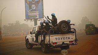 Centrafrique : 12 combattants d'un groupe armé tués dans des combats avec des Casques bleus (gouvernement)
