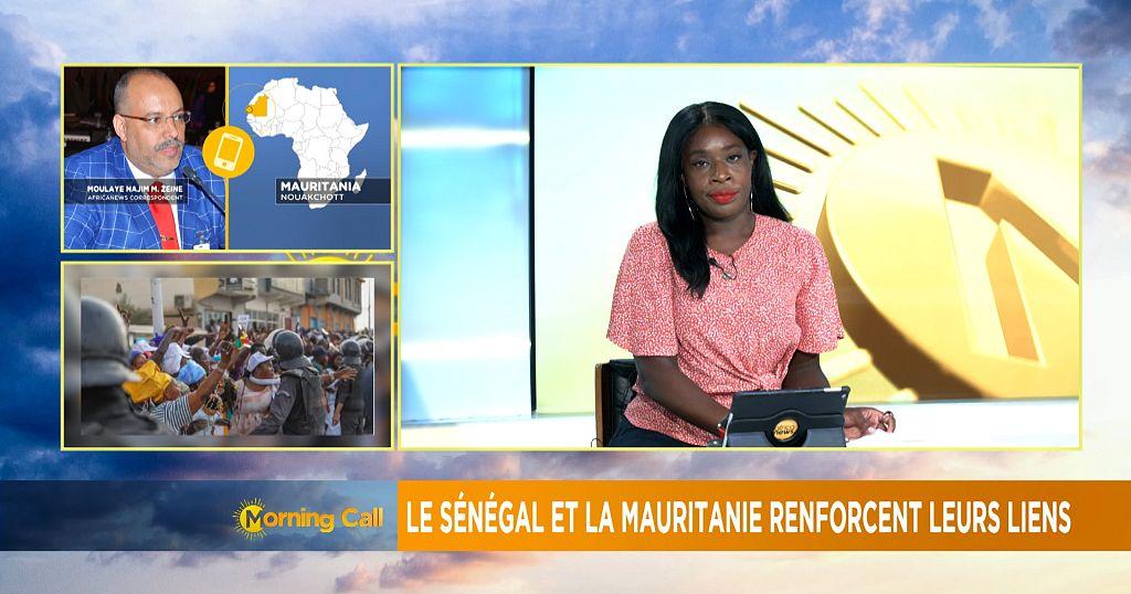 Senegal and Mauritania strengthen diplomatic ties [Morning Call] | Africanews