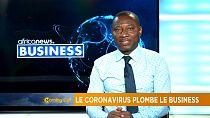 Global economy catches coronavirus [Business segment]