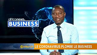 Global economy catches coronavirus [Business segment]