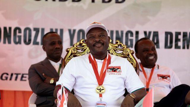 "Burundi : le président Nkurunziza nommé ""guide suprême du patriotisme"""