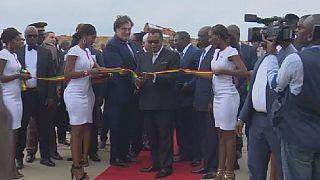 Congo : le port de Pointe-Noire s'étend