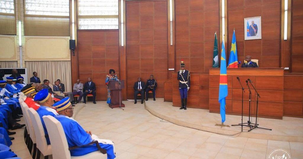 Corruption en RDC : Tshsikedi imprime sa marque sur la haute magistrature   Africanews