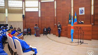 Corruption en RDC : Tshsikedi imprime sa marque sur la haute magistrature
