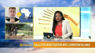 International community calls for investigation into Cameroon village massacre [Morning Call]