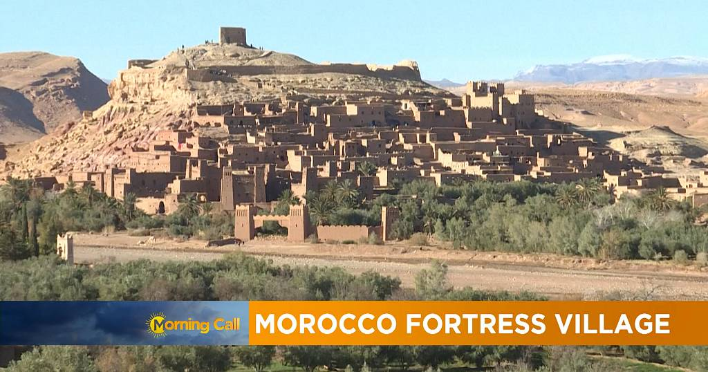 Moroccan village-fortress seeks tourists [Grand Angle]   Africanews