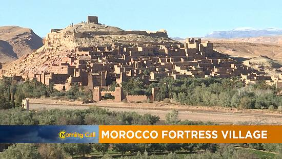 Moroccan village-fortress seeks tourists [Grand Angle]